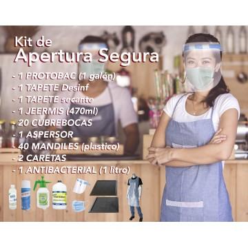 Kit Apertura Segura