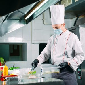 Higiene en la cocina