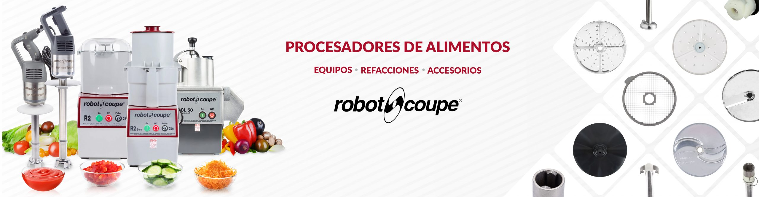 robot coupe equipos